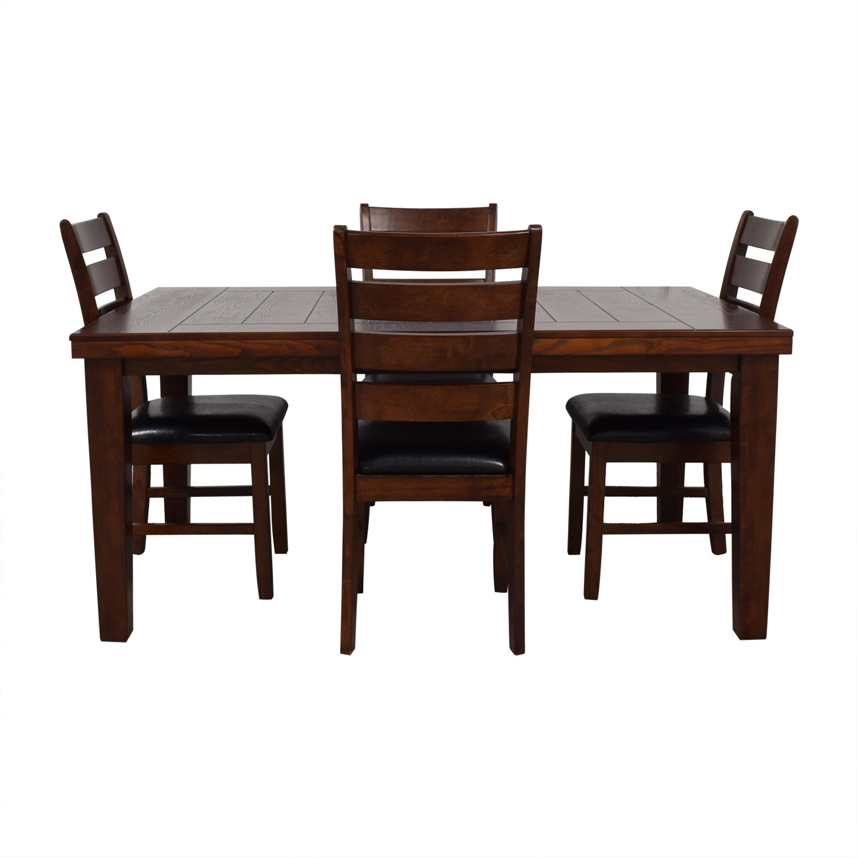shop Wood Dining Set