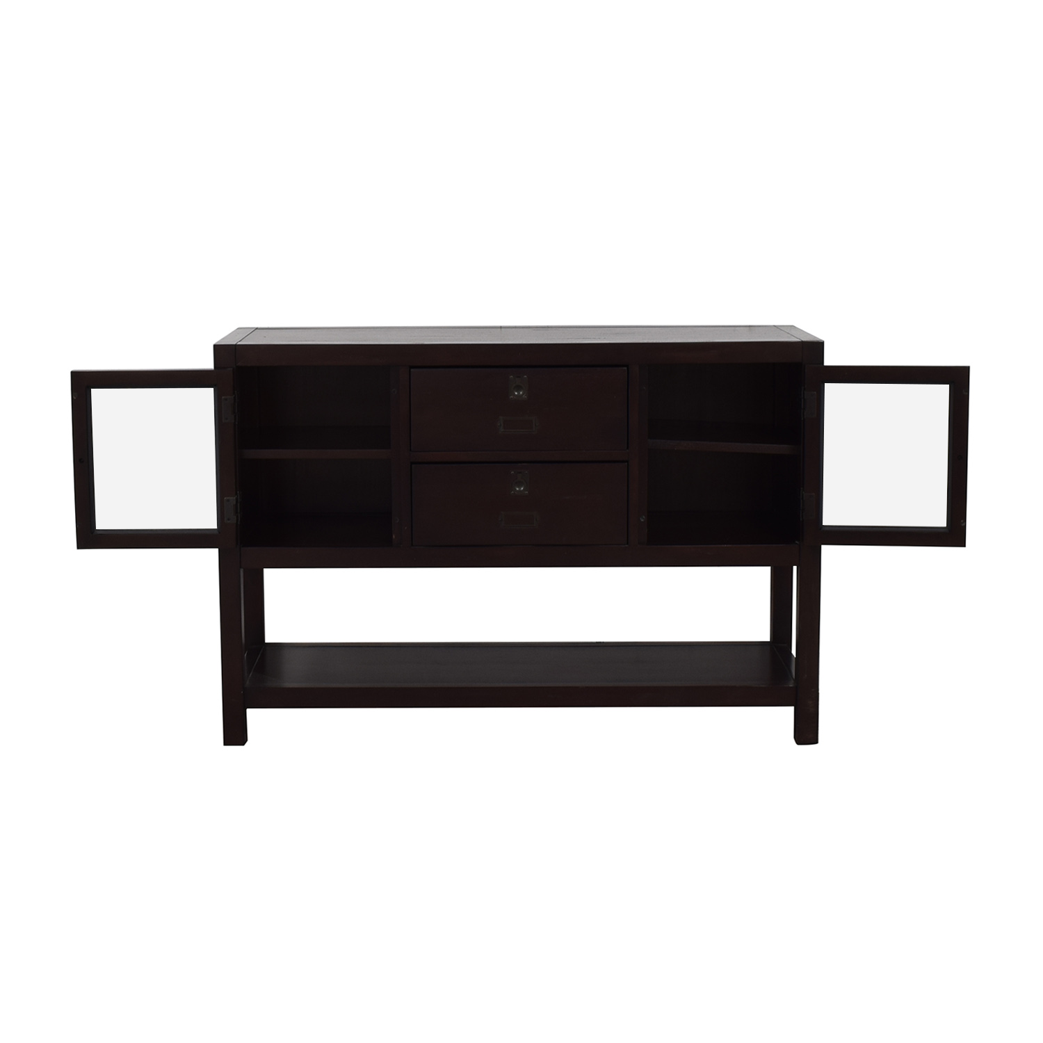 buy Pottery Barn Media Console Pottery Barn Media Units