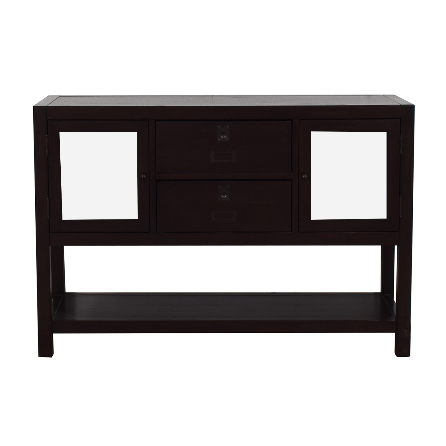 Pottery Barn Media Console sale