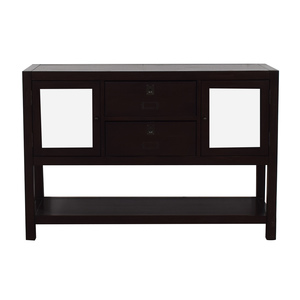 Pottery Barn Pottery Barn Media Console nyc