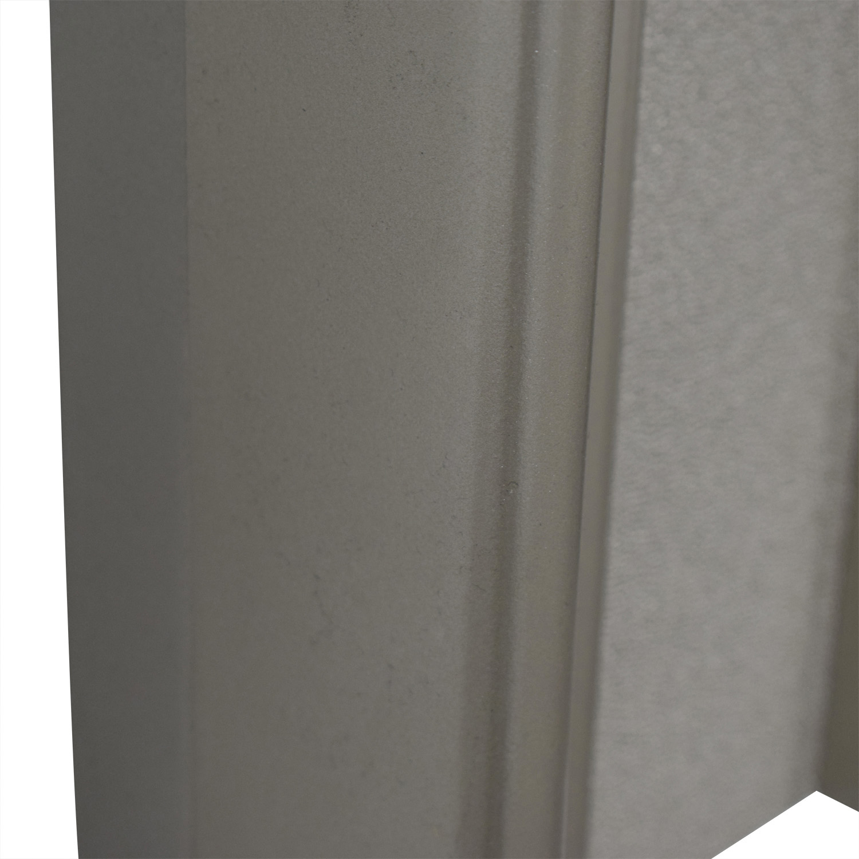 buy Gray Tufted Queen Headboard  Headboards