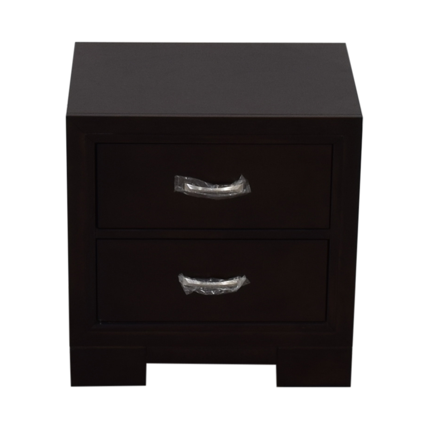 Two-Drawer End Table