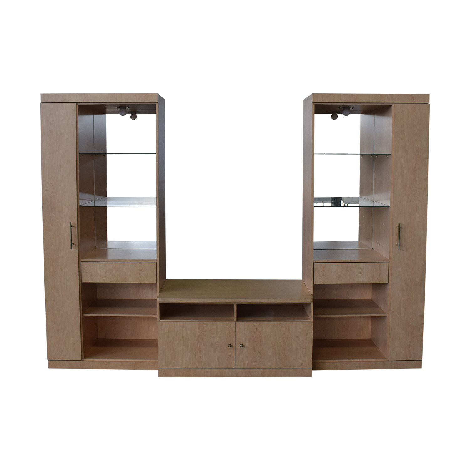ESF ESF Entertainment Center beige