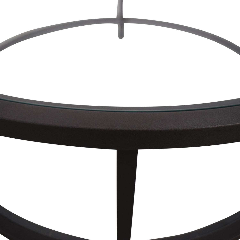 buy Wayfair Round Glass Coffee Table Wayfair Tables