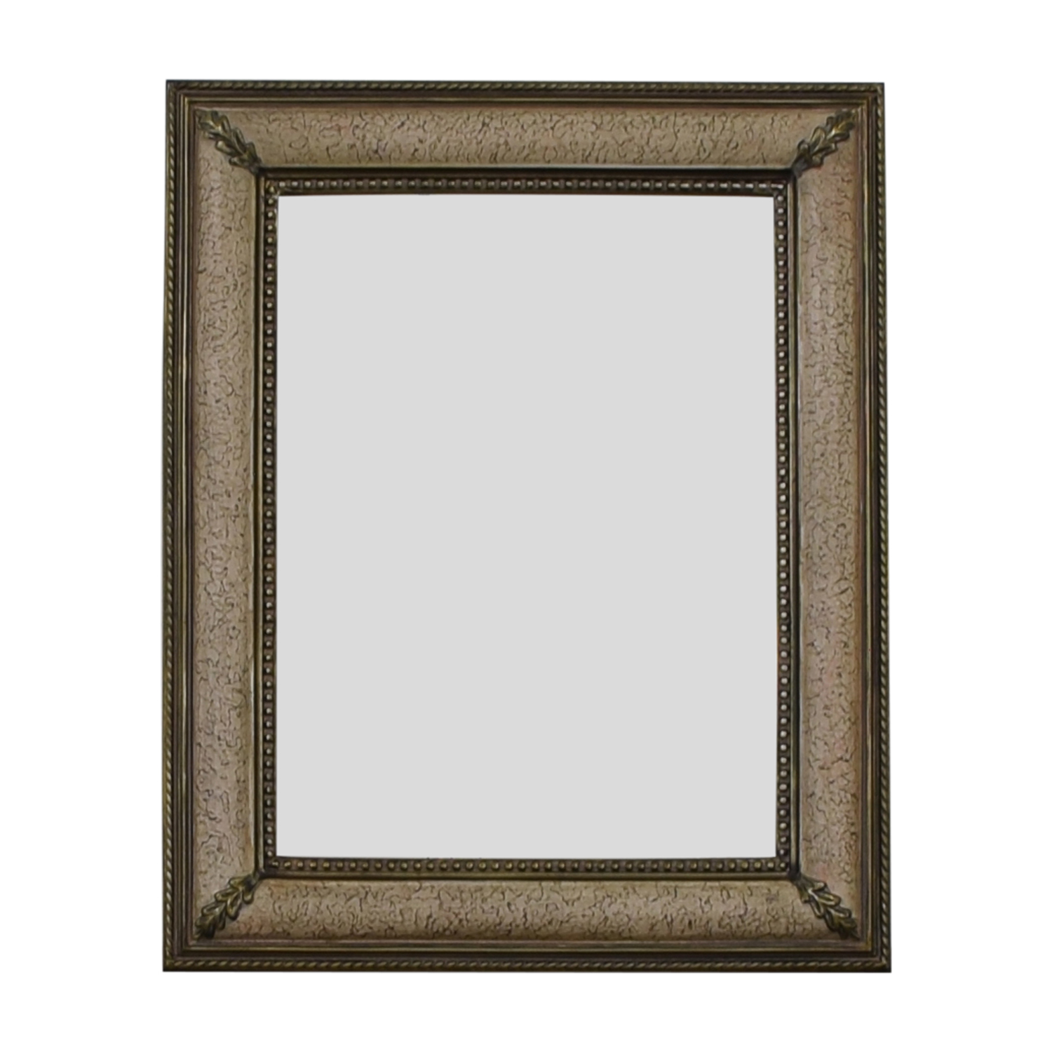 Uttermost Rustic Framed Mirror sale