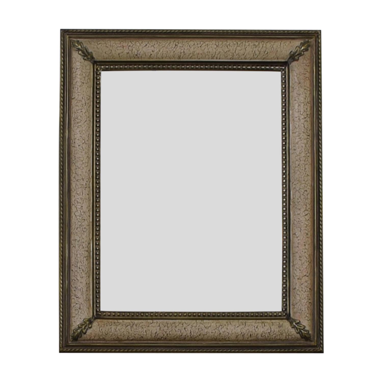 Uttermost Uttermost Rustic Framed Mirror discount