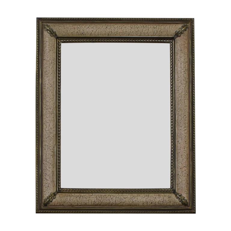 Uttermost Uttermost Rustic Framed Mirror dimensions