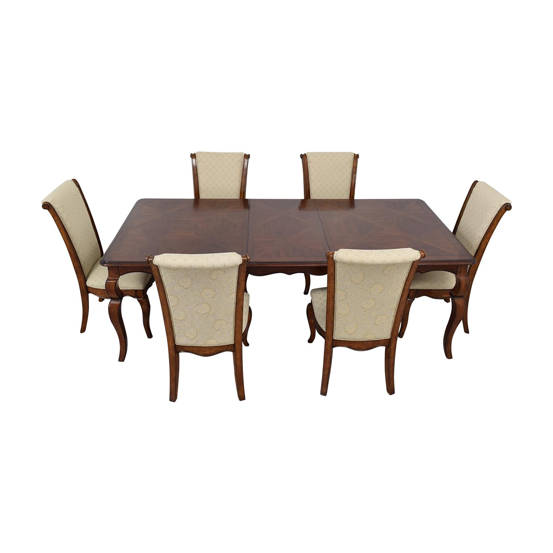 Drexel Heritage Extendable Dining Set Sets