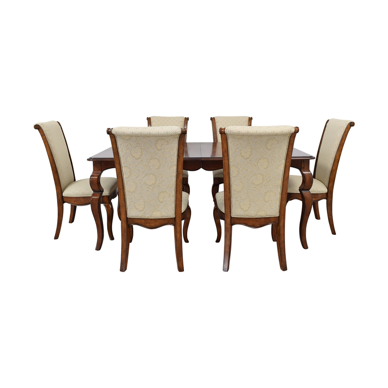 Drexel Heritage Drexel Heritage Extendable Dining Set for sale