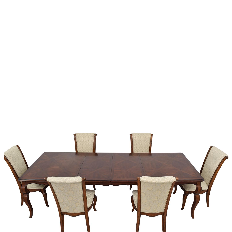 Drexel Heritage Drexel Heritage Extendable Dining Set Dining Sets