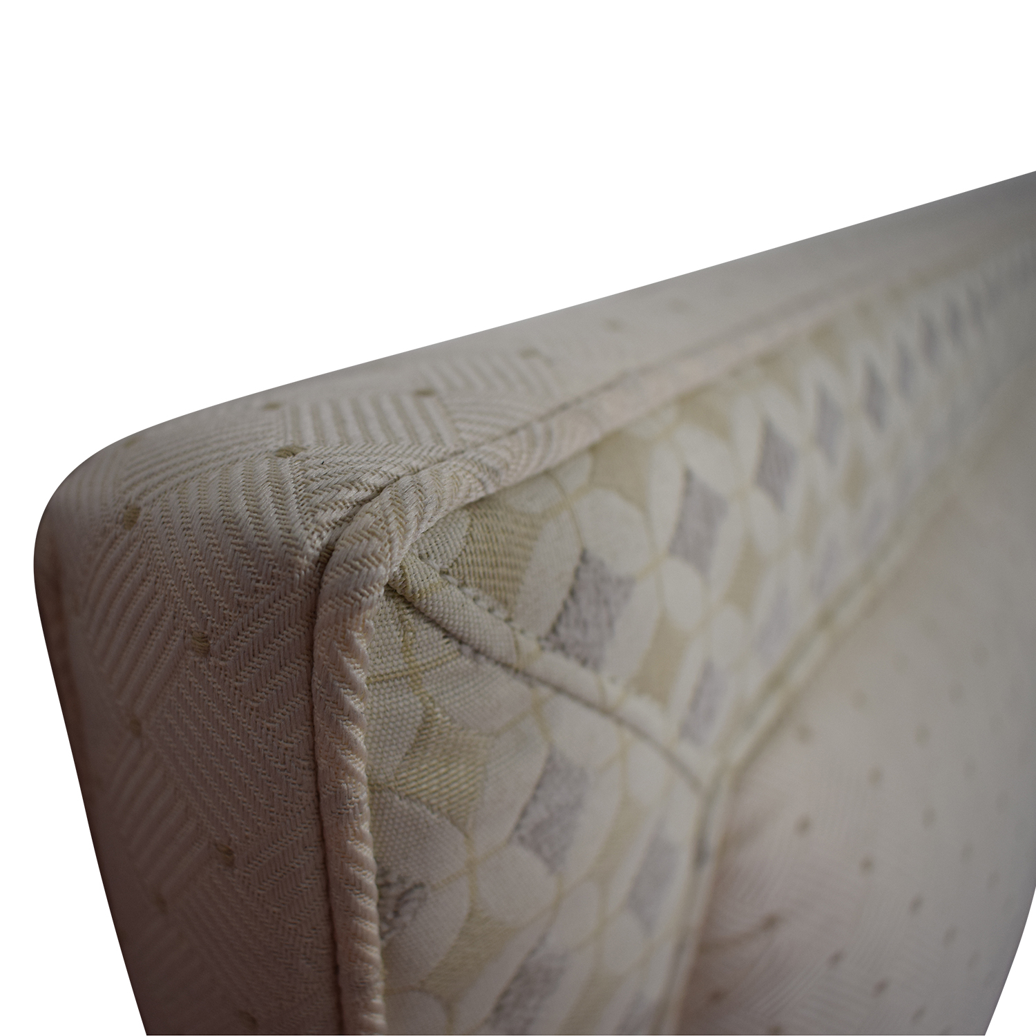 shop  Custom Creme Tufted Queen Headboard online