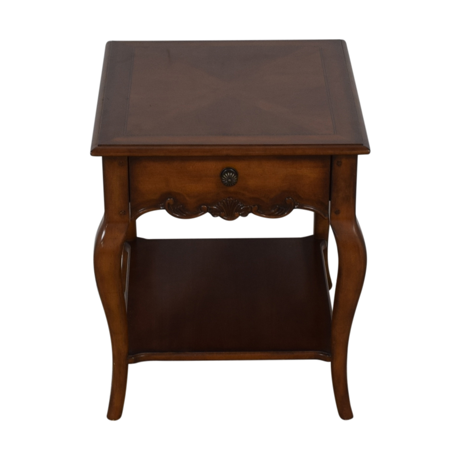 Drexel Heritage Furniture Drexel Heritage Furniture End Table second hand