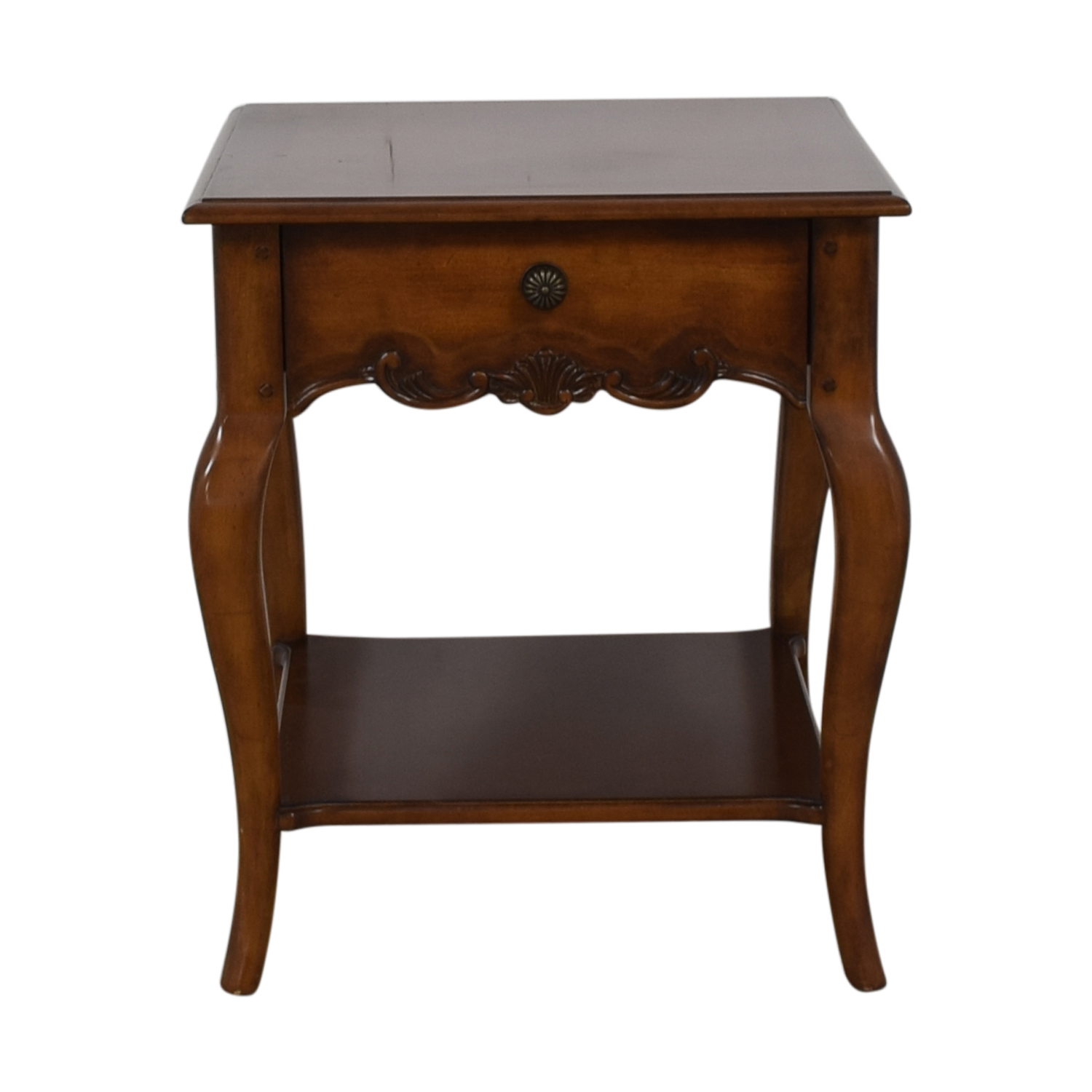 Drexel Heritage Furniture End Table Drexel Heritage Furniture