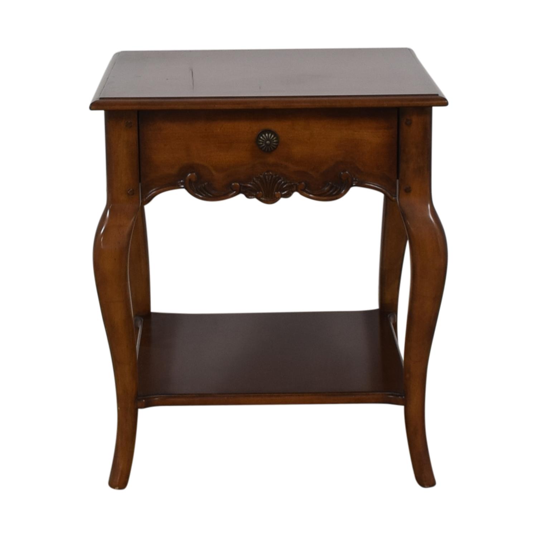Drexel Heritage Drexel Heritage Furniture End Table nj