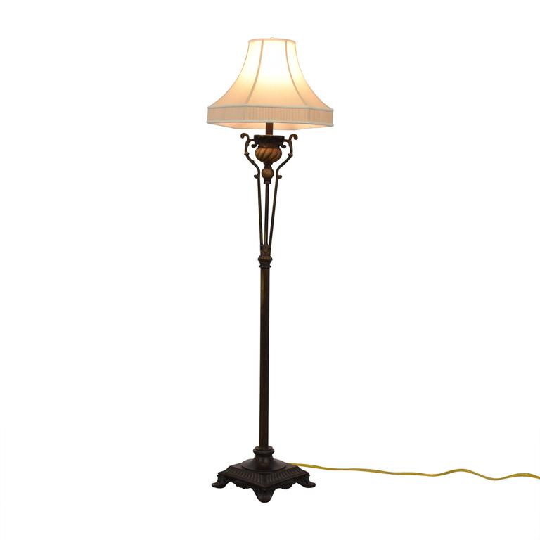 Antique Floor Lamp on sale