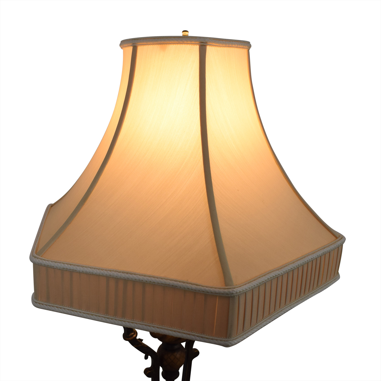 Antique Floor Lamp Lamps