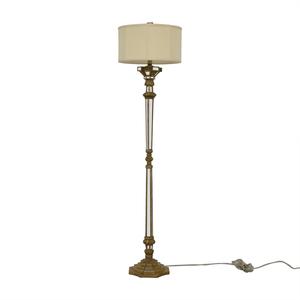 buy Mirrored Floor Lamp  Decor