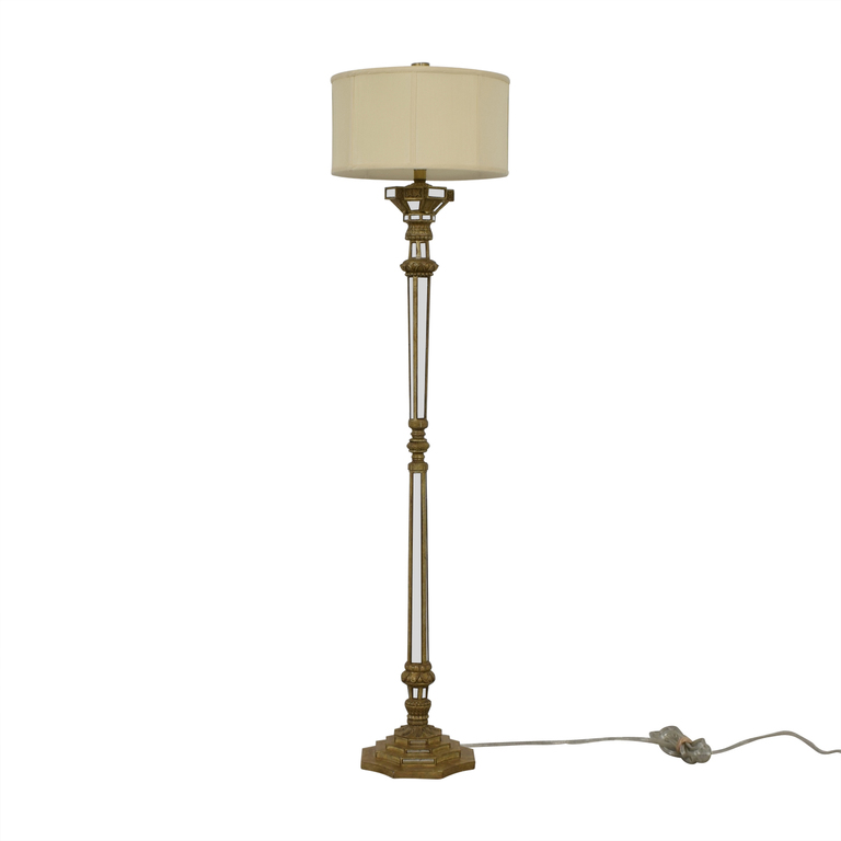 shop Mirrored Floor Lamp