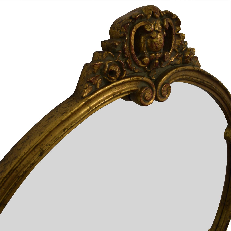 buy  Rustic Gold Mirror online