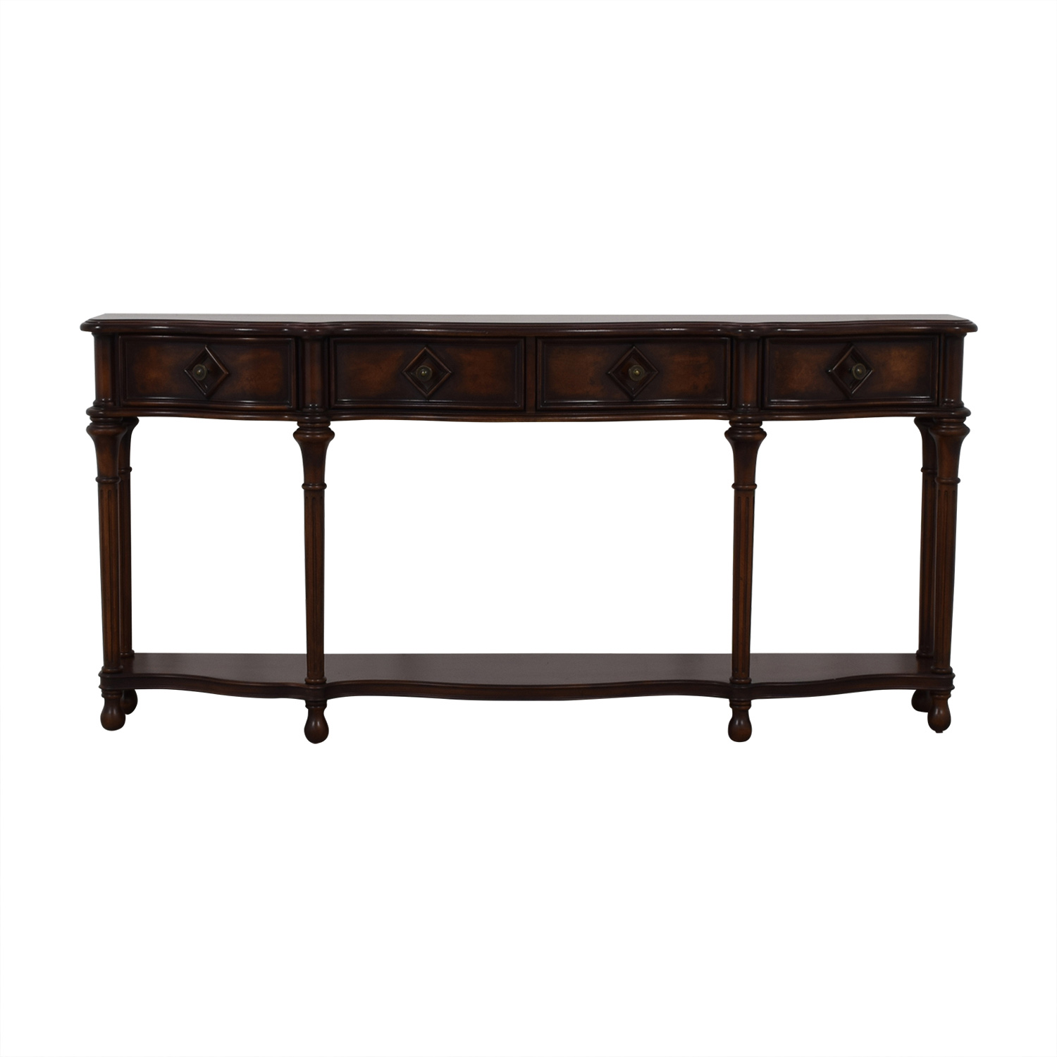 Hooker Furniture Hooker Furniture Four-Drawer Console Table price