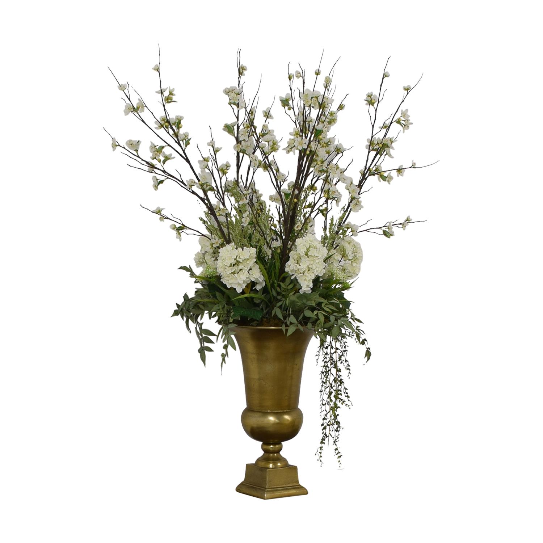 Jonathan-Richard Jonathan-Richard Southern Roots Faux Floral Arrangement coupon