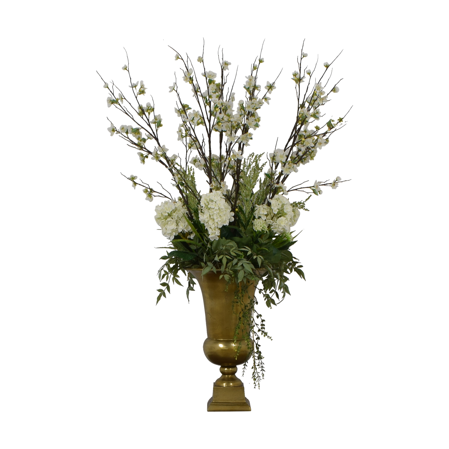Jonathan-Richard Jonathan-Richard Southern Roots Faux Floral Arrangement nj
