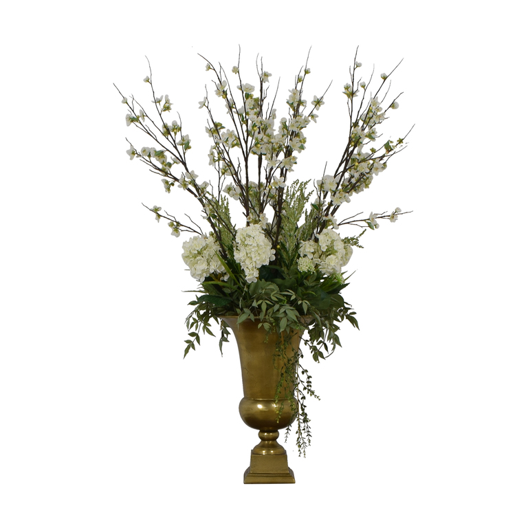 shop Jonathan-Richard Jonathan-Richard Southern Roots Faux Floral Arrangement online
