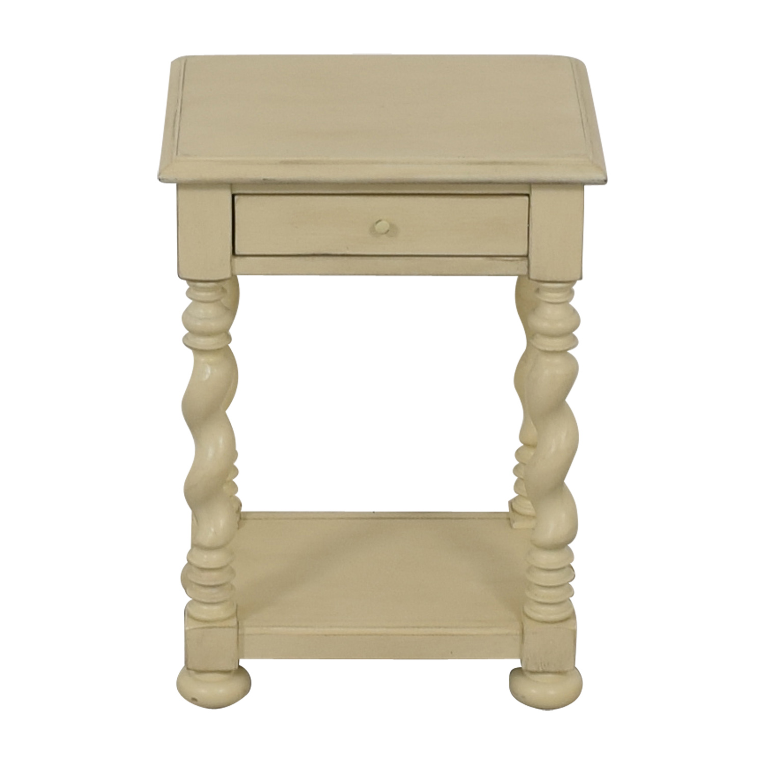 Paula Deen Home Sweet Tea Rectangle Side Table Paula Deen Home