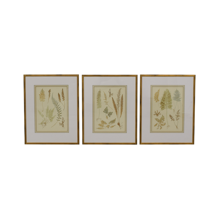 Ethan Allen Ethan Allen Foliage Artwork for sale