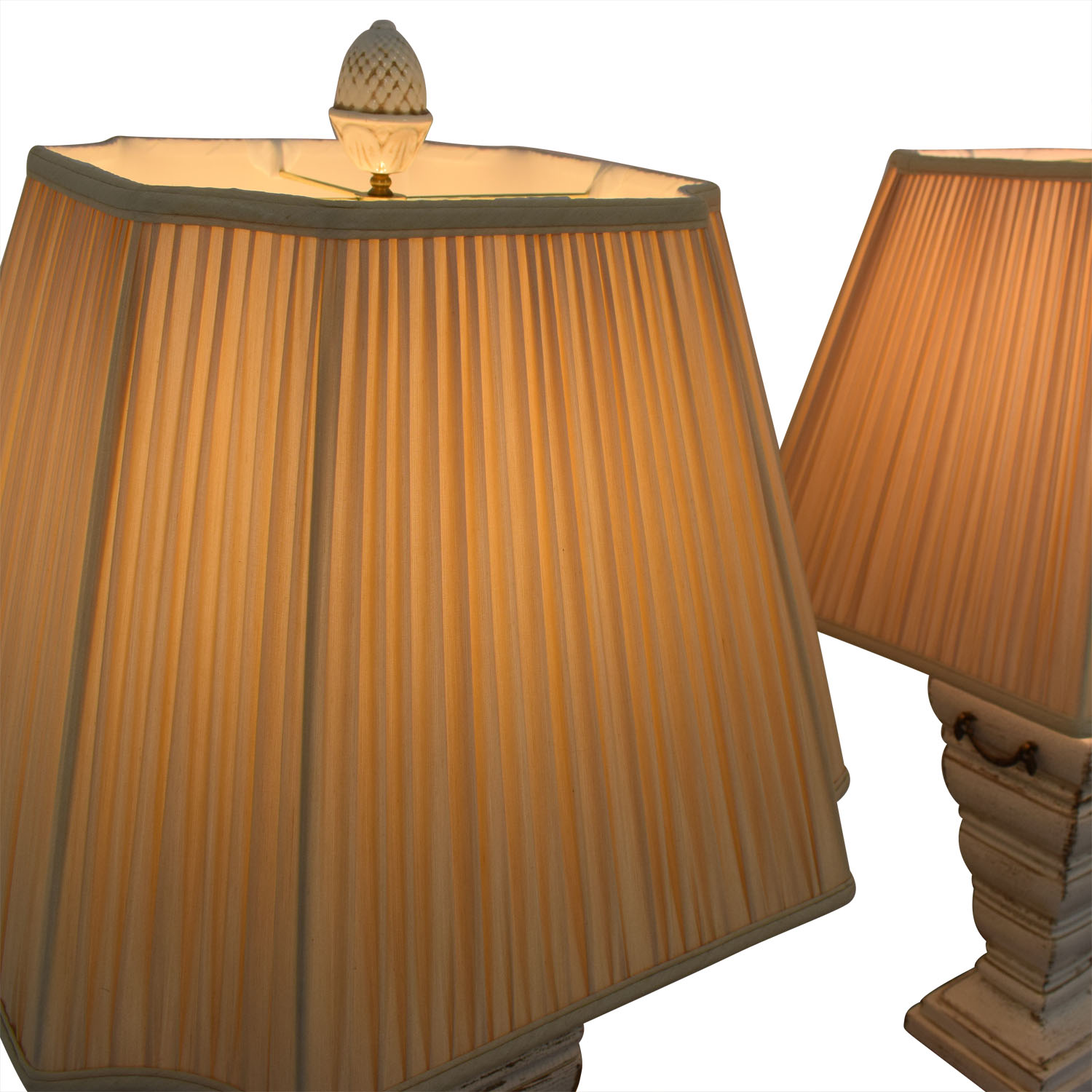 buy The Bradburn Gallery Cream Table Lamps The Bradburn Gallery Decor