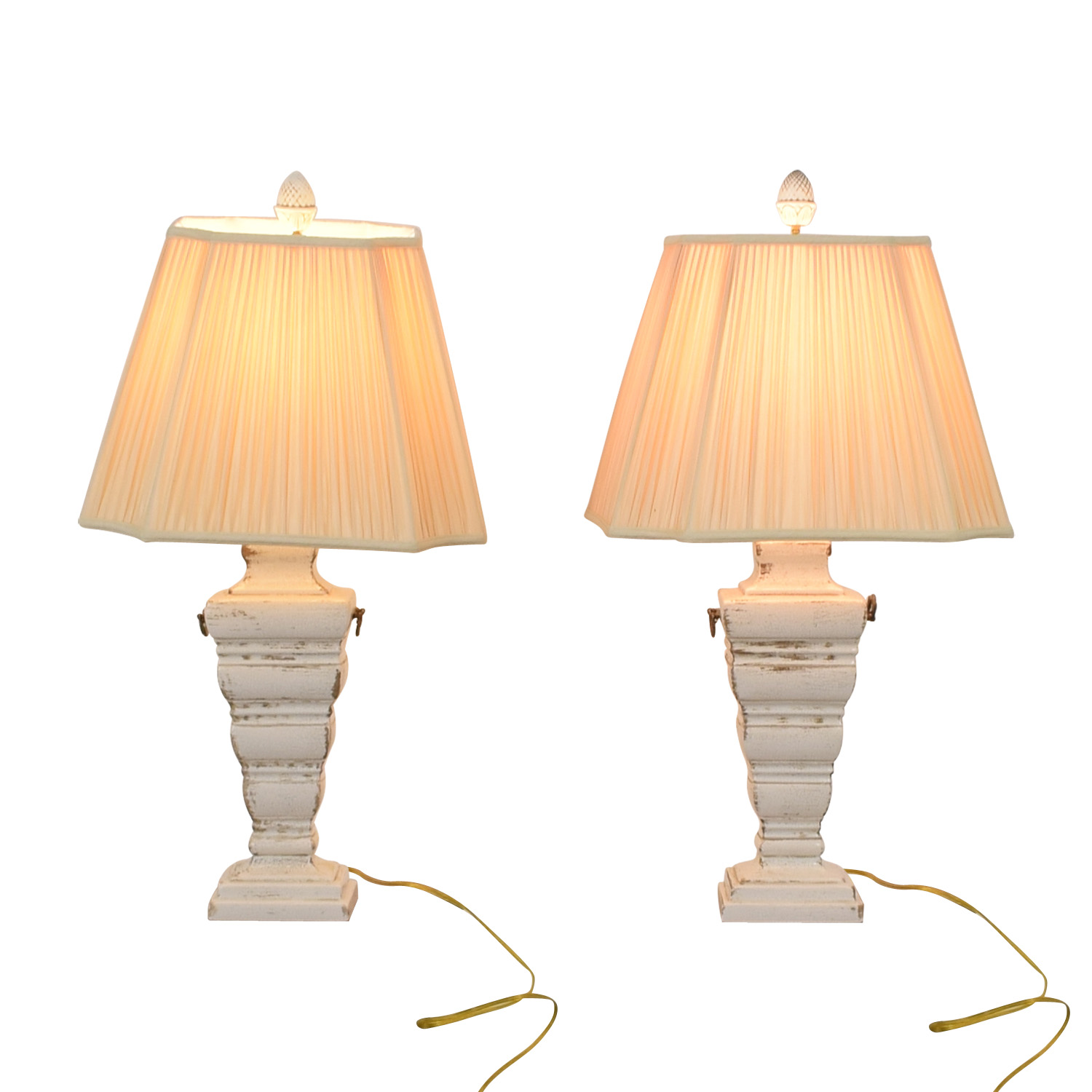 shop The Bradburn Gallery Cream Table Lamps The Bradburn Gallery