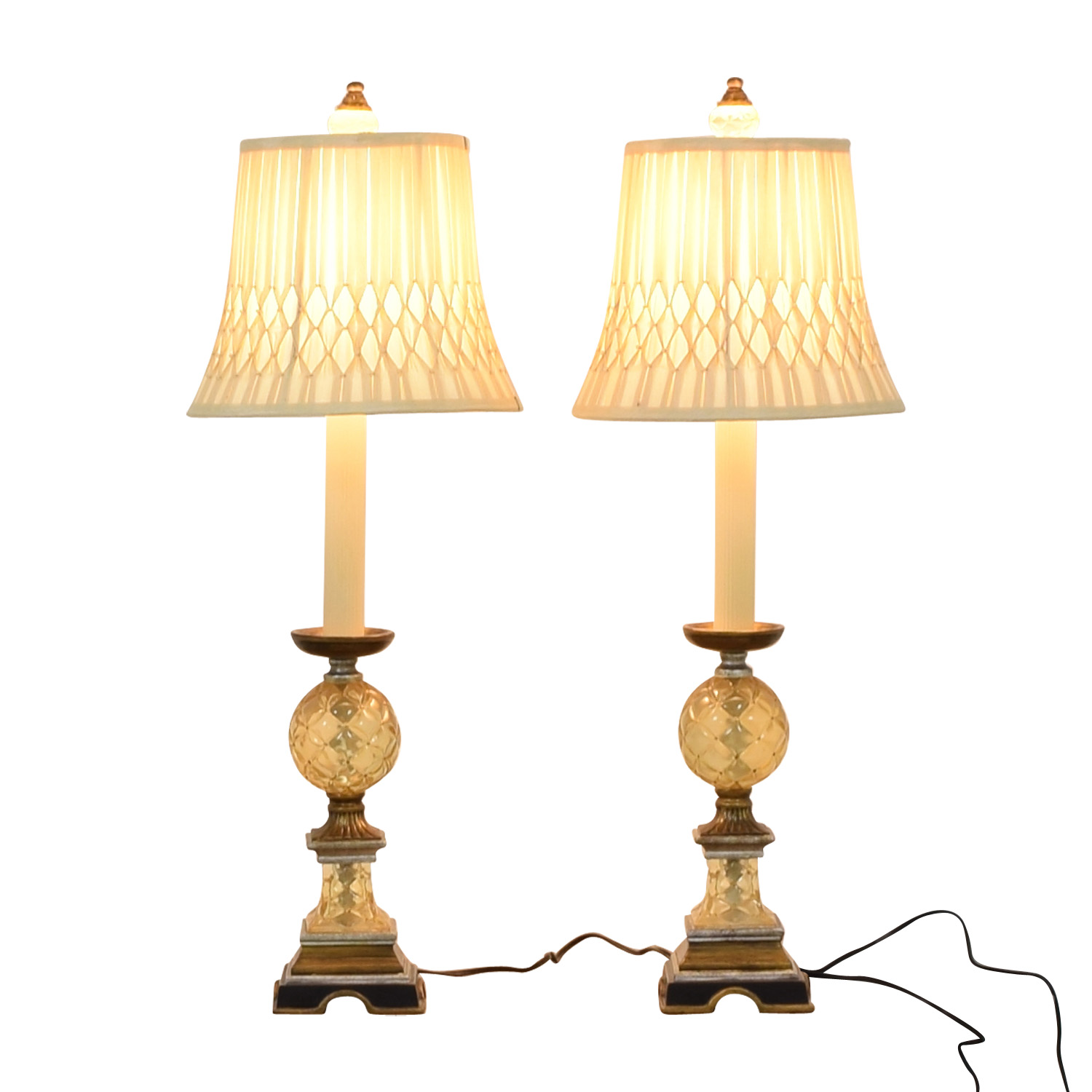 Glass Ball Table Lamps coupon
