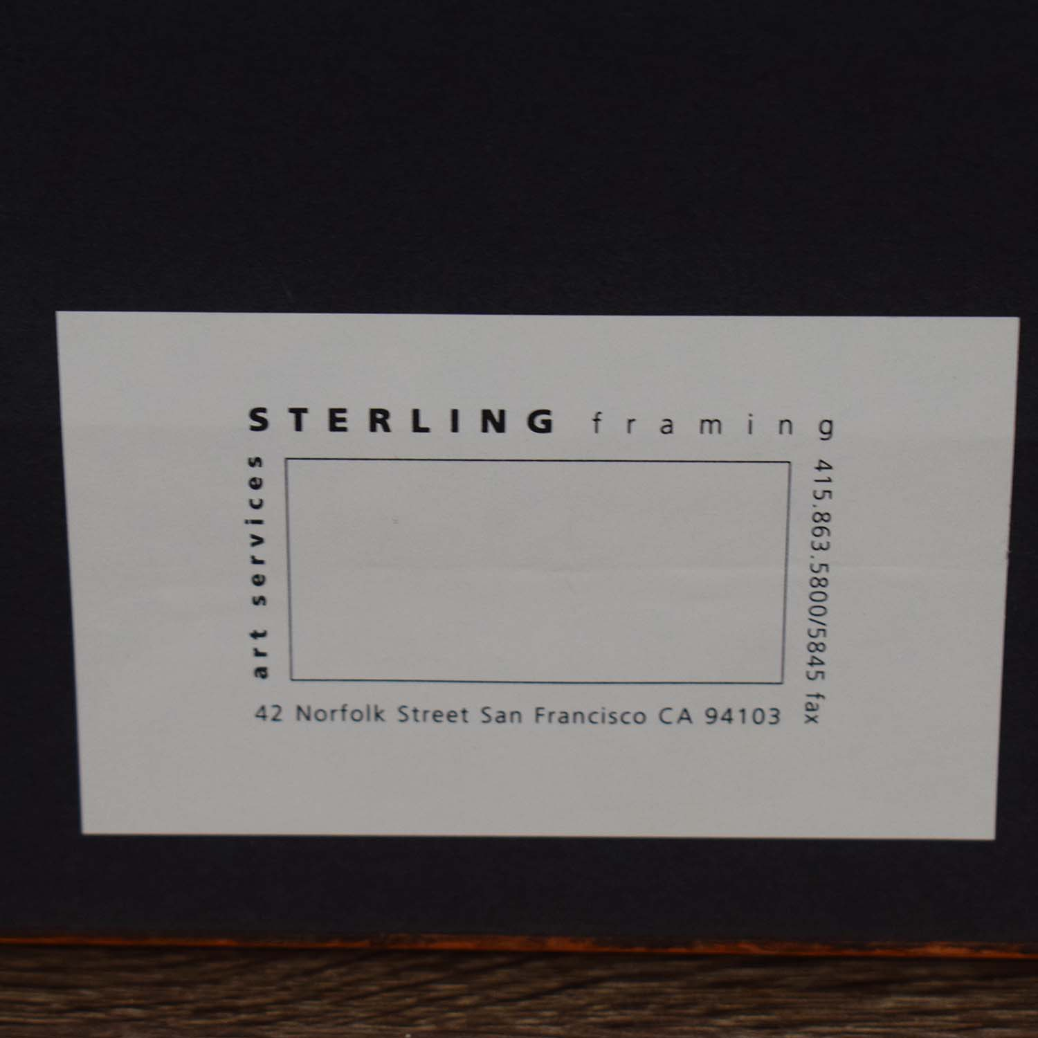 Sterling Framing Gold Mirror nj