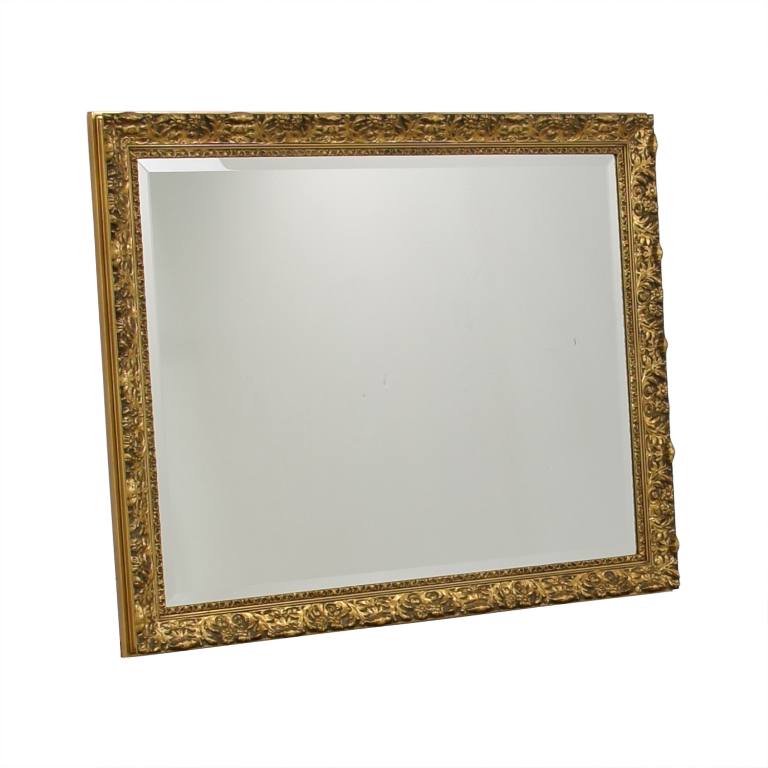Sterling Framing Gold Mirror