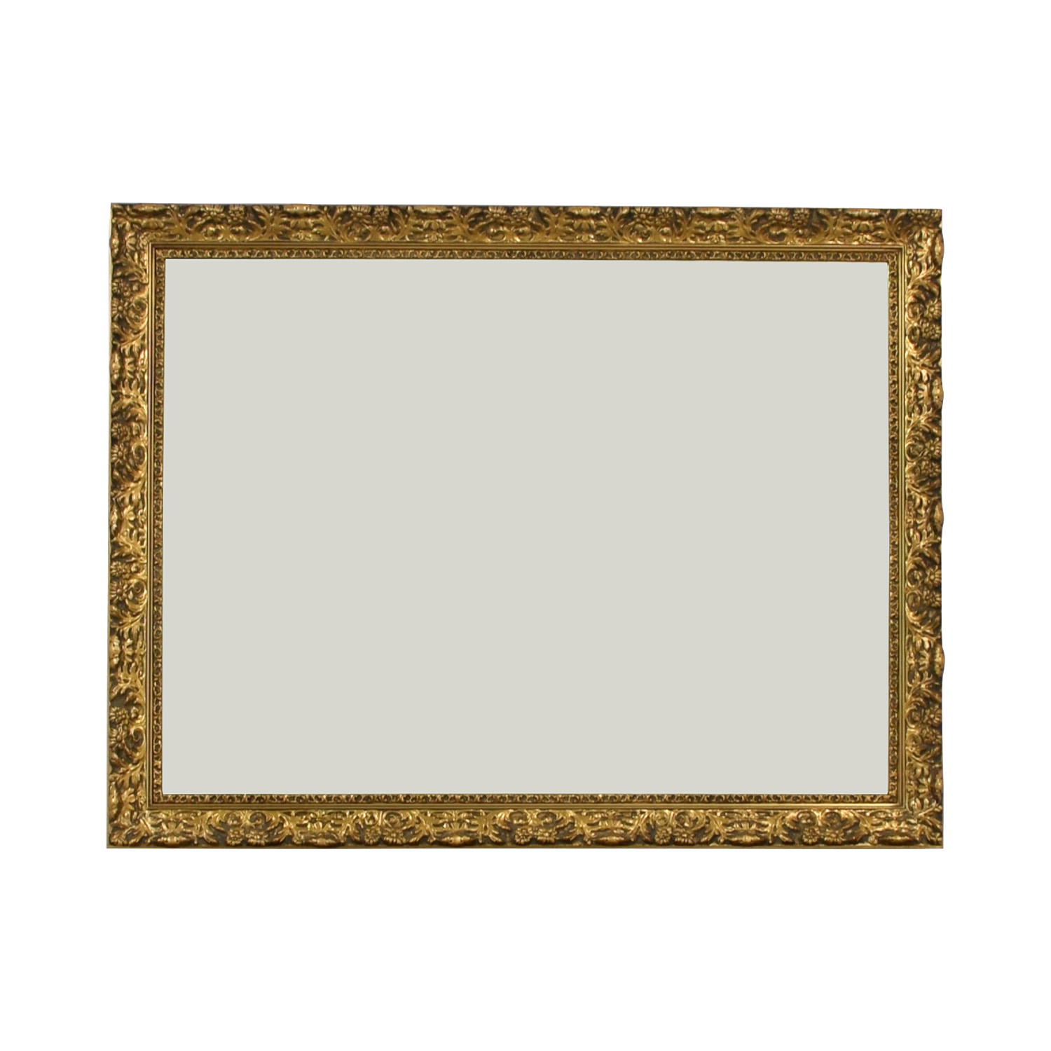 Sterling Framing Gold Mirror used