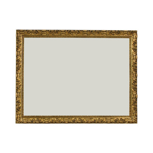 Sterling Framing Gold Mirror dimensions