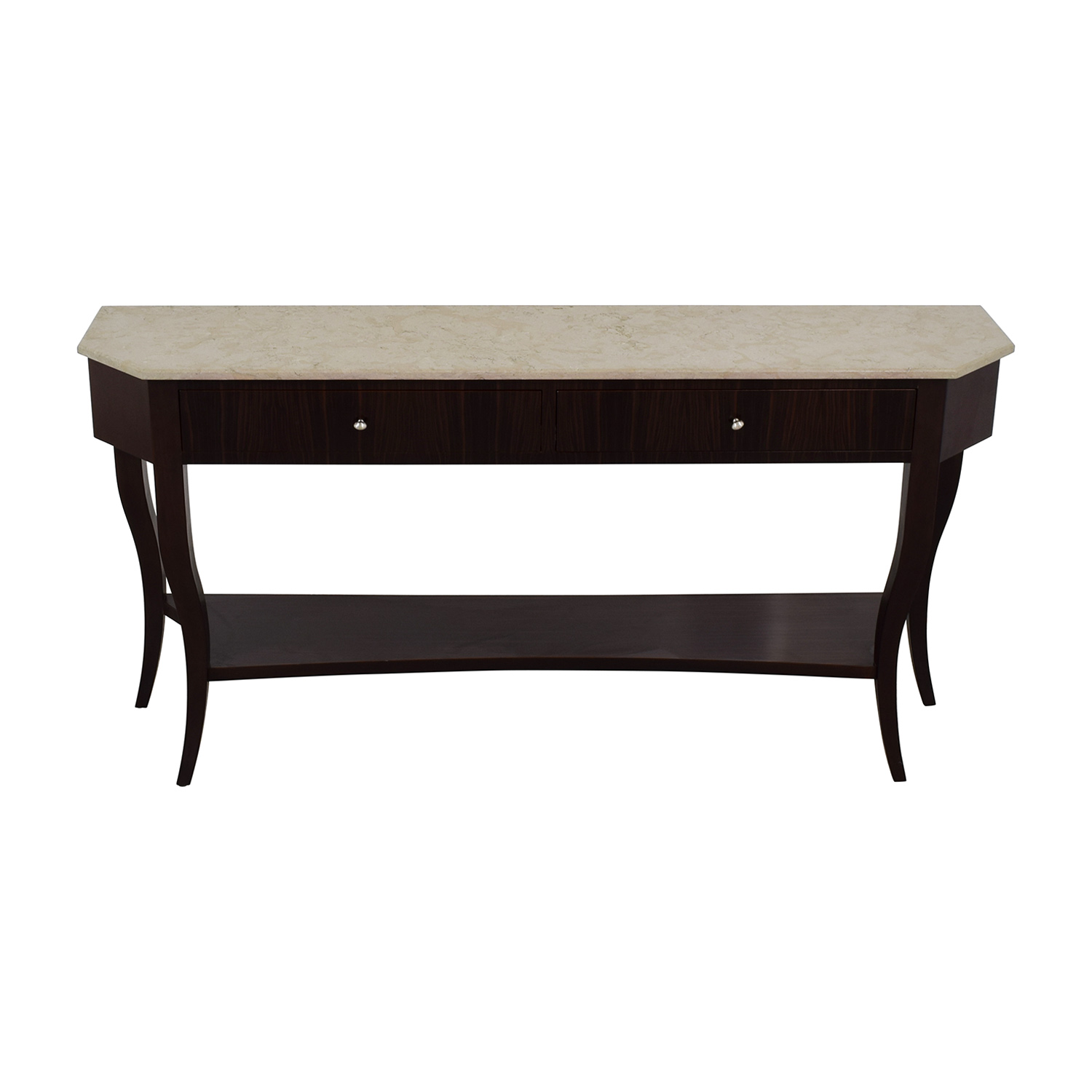 Thomas Fetherston Custom Furniture Two-Drawer Console sale