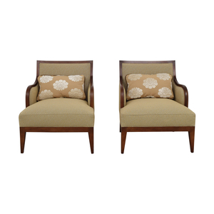 shop Henredon Furniture Accent Chairs Henredon Furniture Chairs