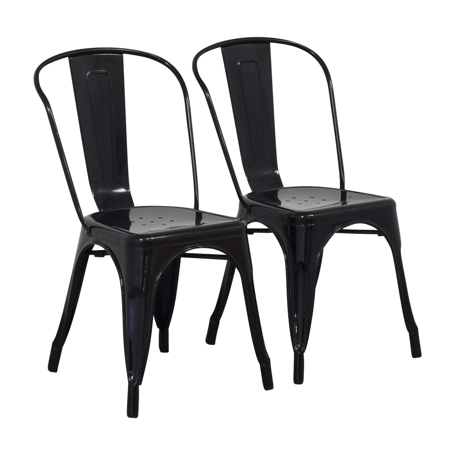 Black Dining Chairs Chairs