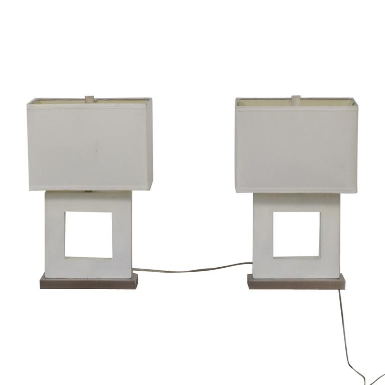 White Desk Lamps price