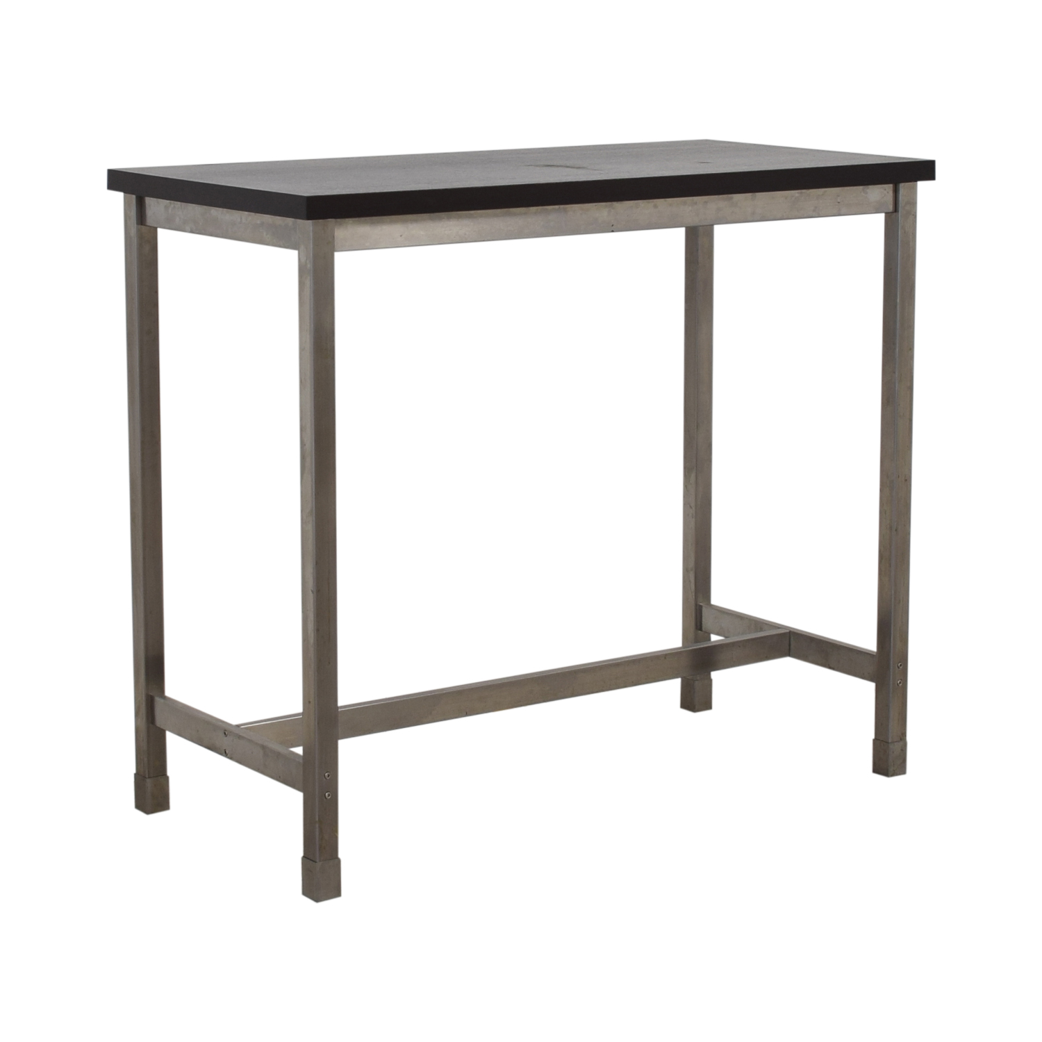 Black and Chrome Standing Desk price