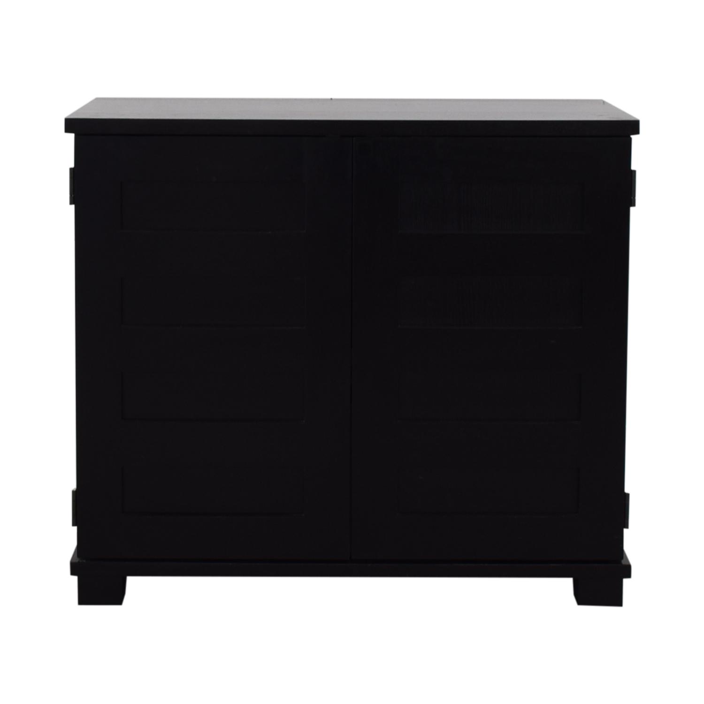 Crate & Barrel Storage Desk / Tables