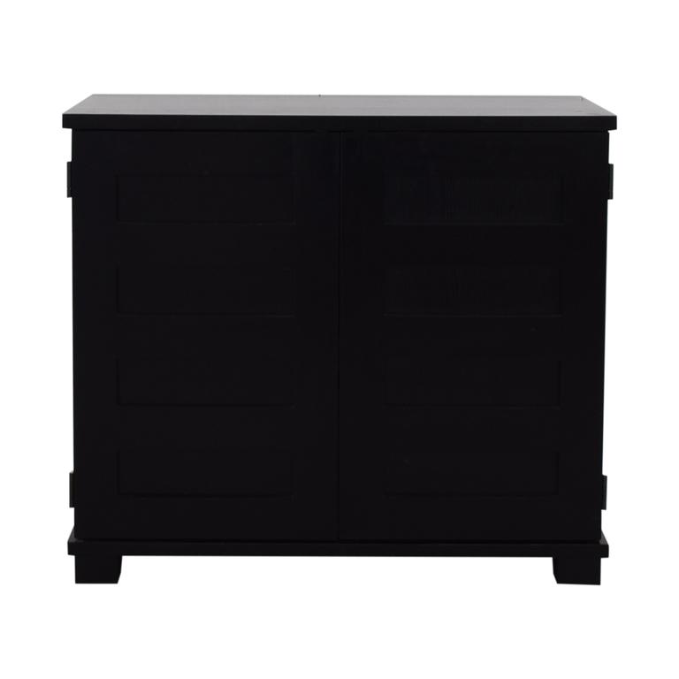 buy Crate & Barrel Storage Desk Crate & Barrel
