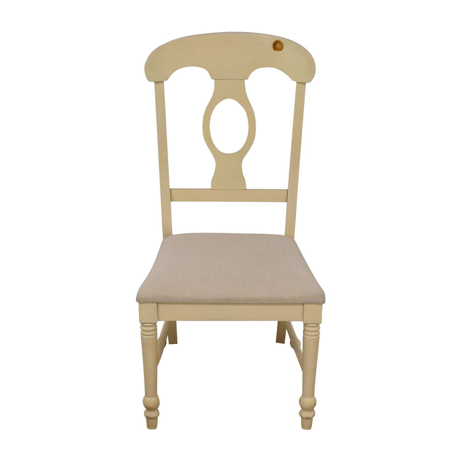 buy Broyhill White Desk Chair Broyhill