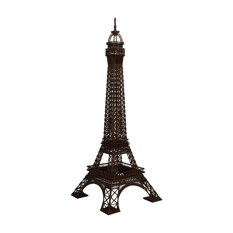 Restoration Hardware Restoration Hardware Eiffel Tower Decor