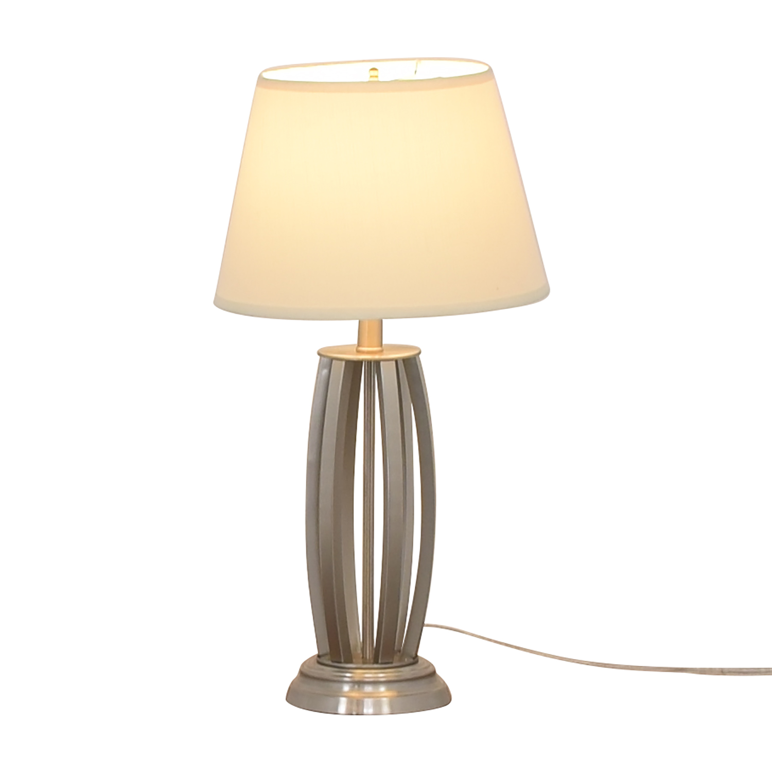 Chrome Table Lamp / Lamps