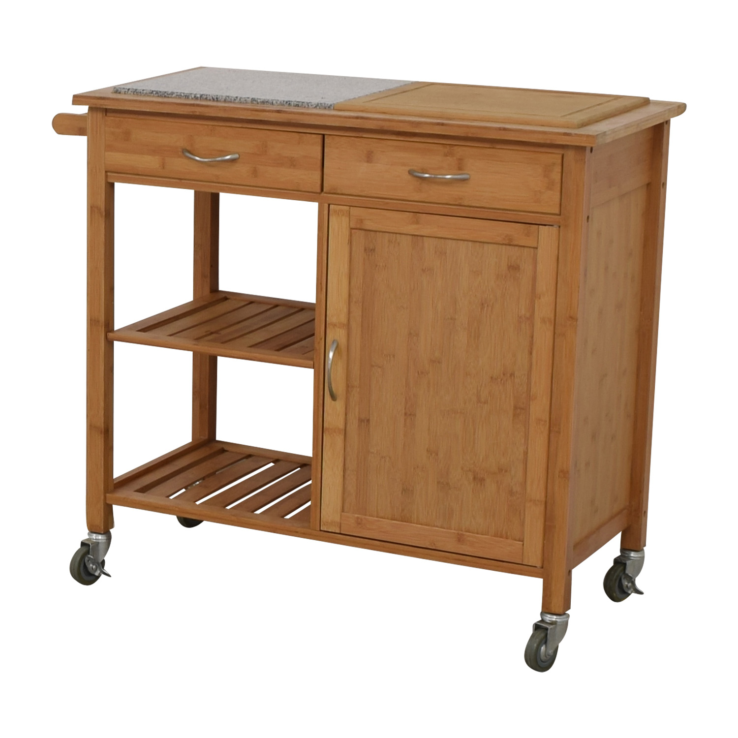 IKEA IKEA Natural Kitchen Island on Castors for sale