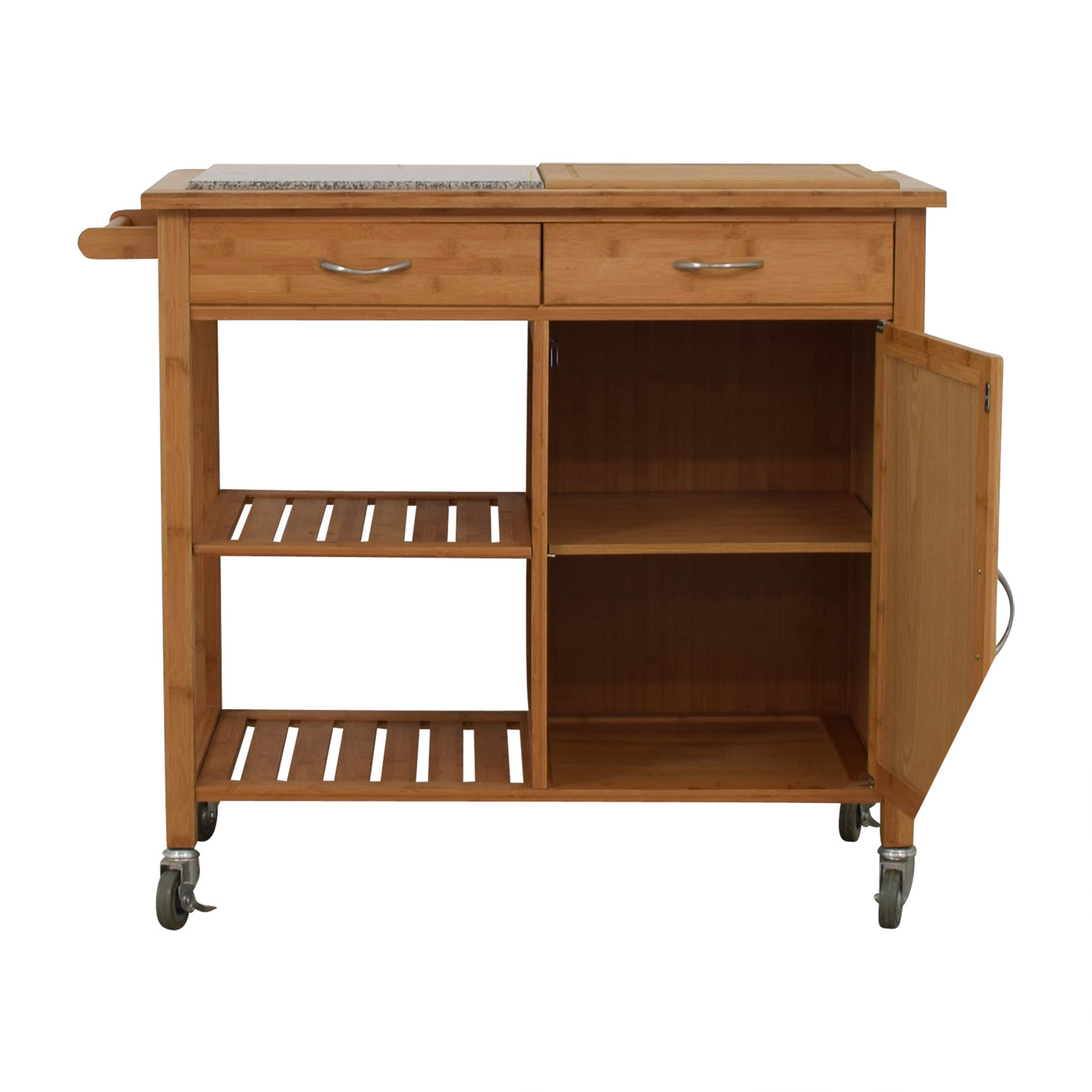 shop IKEA Natural Kitchen Island on Castors IKEA Media Units