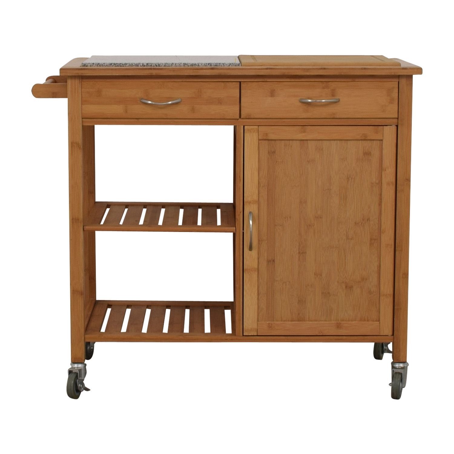 IKEA IKEA Natural Kitchen Island on Castors