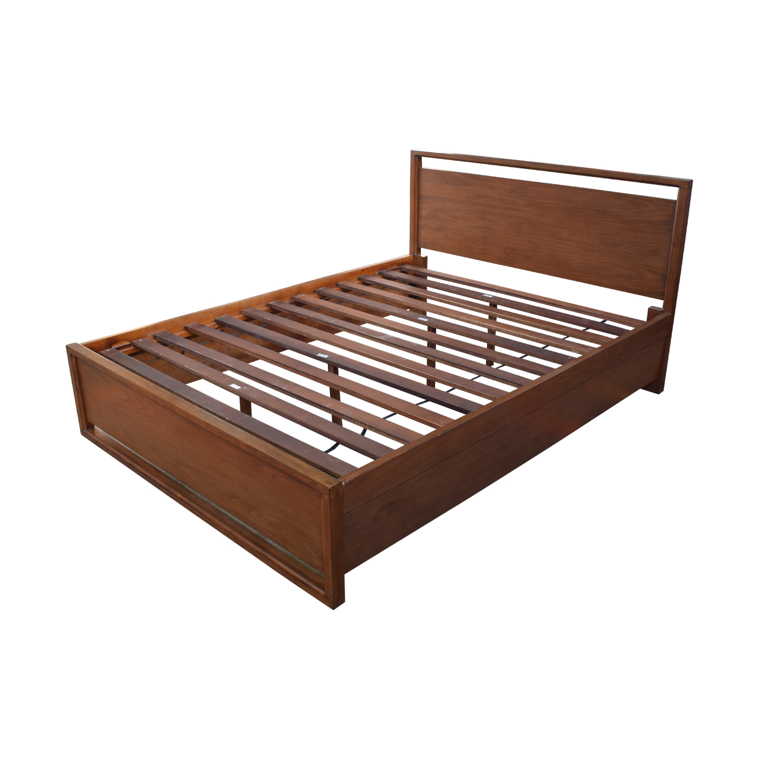 Raymour & Flanigan Raymour & Flanigan Aversa Queen Bed Frame coupon
